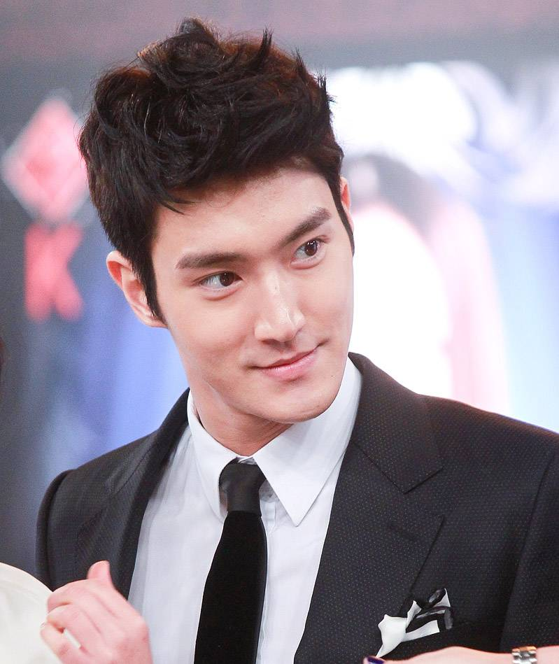 Korean Hairstyles Siwon Super Junior Korean
