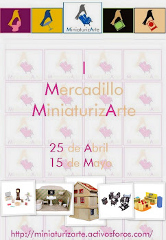 mercadillo en miniaturizarte