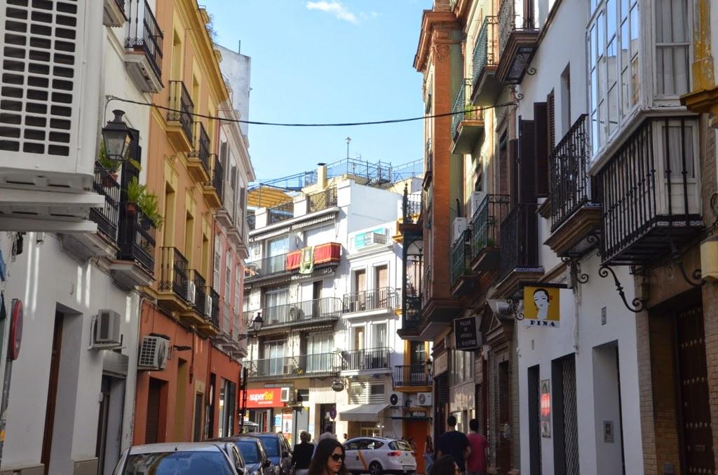Calle Candilejo - Sevilla