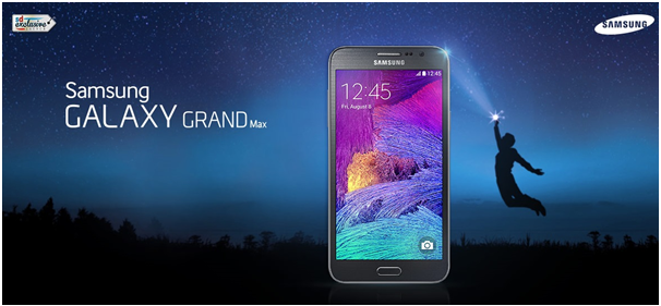 Samsung Galaxy Grand Max launched exclusively on Snapdeal