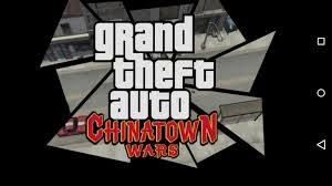 GTA Chinathown Wars 1.00 Android Apk data 2014
