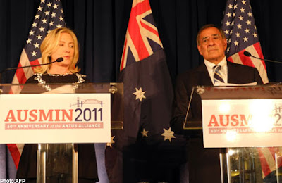 la proxima guerra estados unidos australia ciber guerra tratado defensa anzus