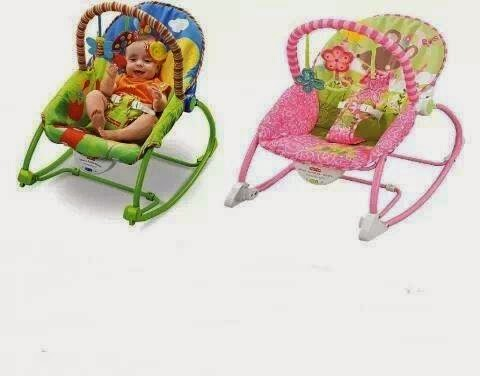 fisher price newborn to toddler rocker manual