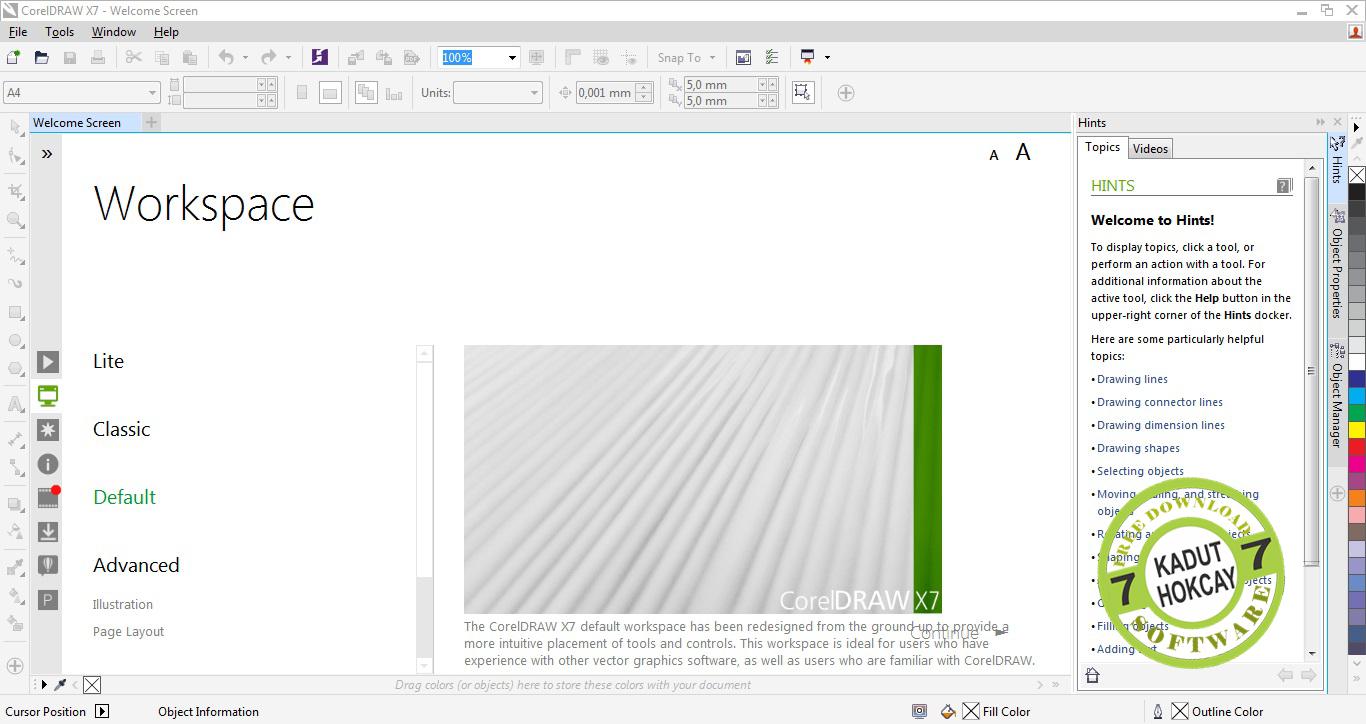 Corel Draw X7 Graphics Suite Full Version