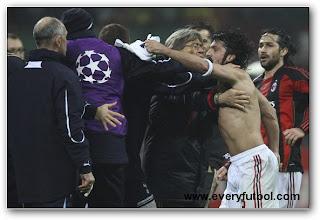 Gattuso Se Arrepiente De Su Mala Actitud En El Partido Frente Al Tottenham