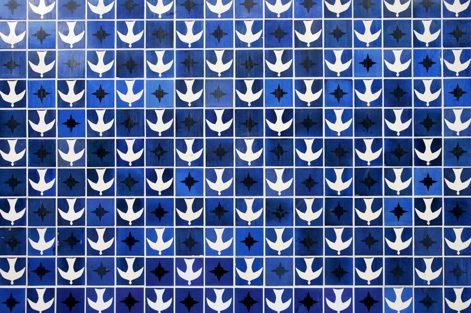 Blog de decora o arquitrecos viva athos homenagem no for Azulejos df