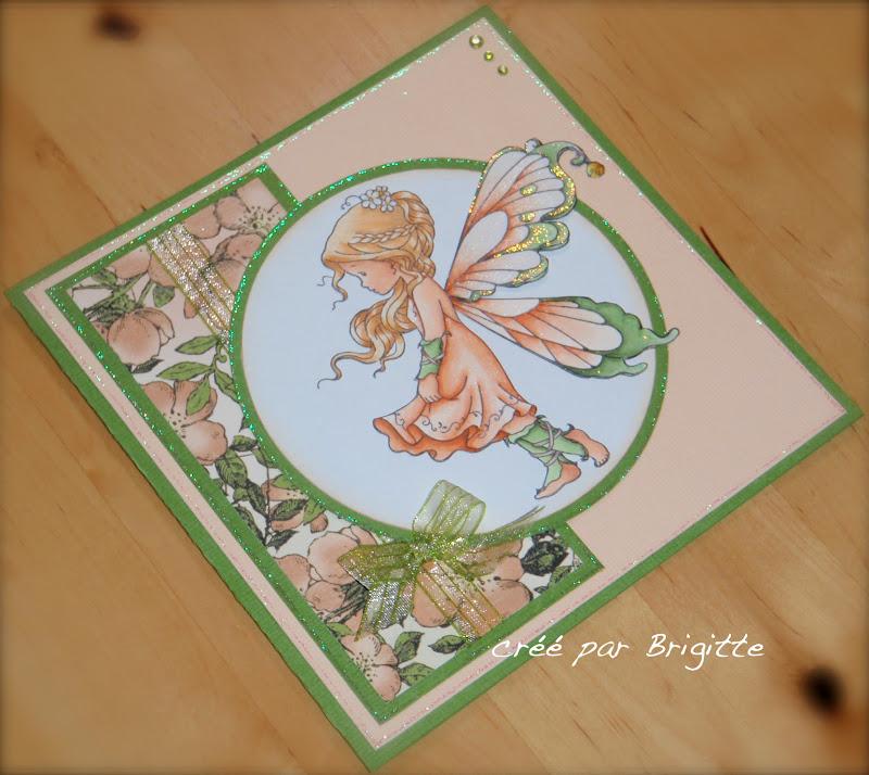 Bricolage de brigitte f e du printemps spring fairy - Bricolage de printemps ...