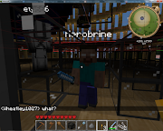 HEROBRINE!!! THEY EXIST!!!! THEY EXIST!!! THIS IS NOT AN NPC!