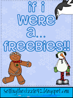 http://www.teacherspayteachers.com/Product/Winter-themed-If-I-Were-a-FREEBIE-1040985