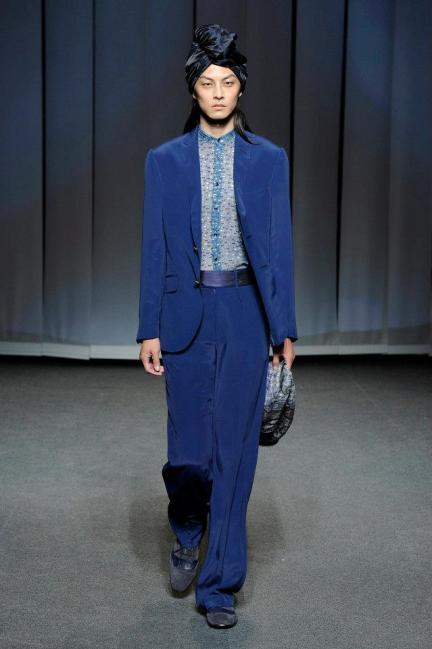 Etro Spring-Summer 2013 Menswear Photo 2