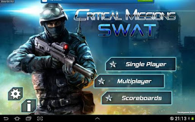 Critical Missions: SWAT v2.633 Android