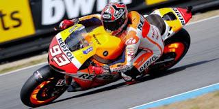Marquez Meraih kemenangan MotoGP Ceko