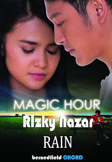 Lirik dan Chord(Kunci Gitar) Rizky Nazar ~ Rain OST. Magic Hour
