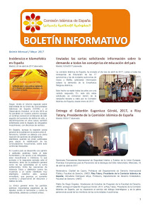 Boletín de Mayo 2017
