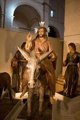 Entrada Triunfante de Jesús en Jerusalén (La Burrica). Cieza. Manuel Juan Carrillo Marco