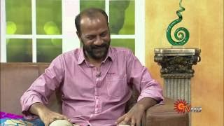 Virundhinar Pakkam – Sun TV Show 29-11-2013 Cinematographer Ramji