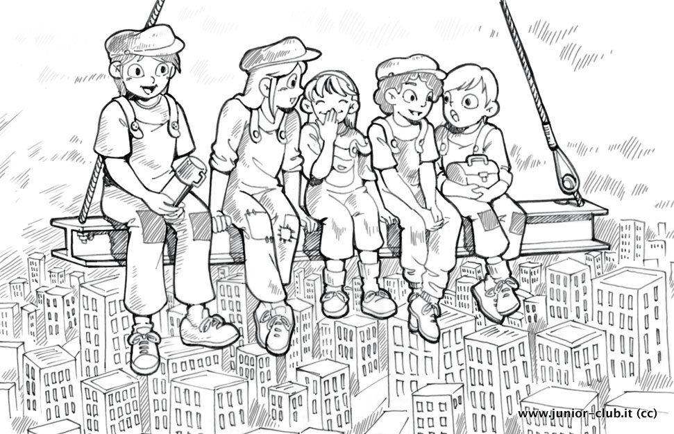 Famoso Junior Club: Bambini, Lavoratori, Diritti WU25