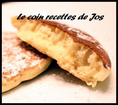 recettes  LAIT DE POULE