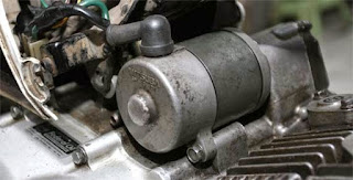 Tips Mudah Cara Servis Starter Motor Rusak