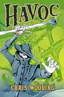 bookcover of HAVOC (Malice #2) by Chris Wooding