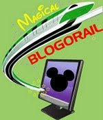 Find Me At The Magical Blogorail