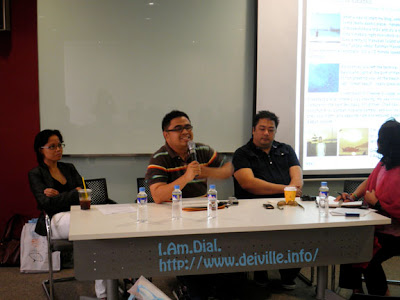 2011 World Book & Copyright Day @ UP TechnoHub 8