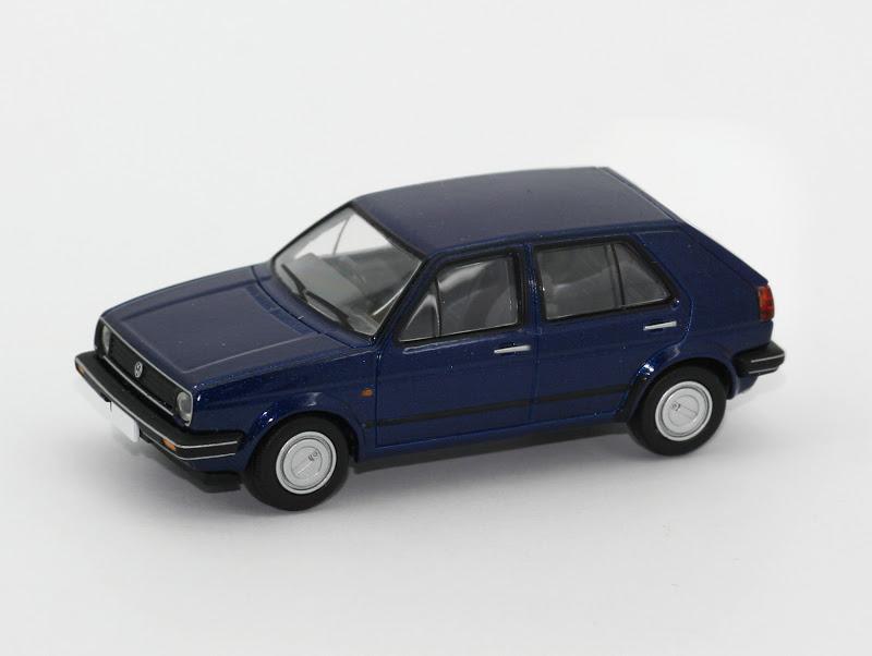 Incredible mini garage vw golf mk2 4door gli 1988 tomytec for Garage volkswagen 94 creteil