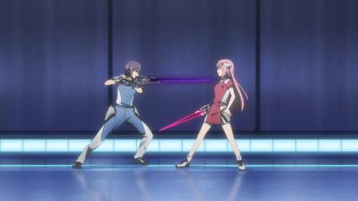 Gakusen Toshi Asterisk - Episódio 05