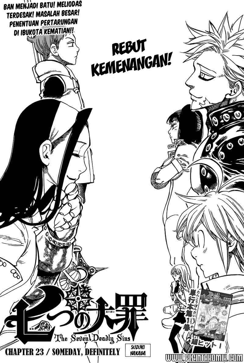 Nanatsu No Taizai Chapter 23-1