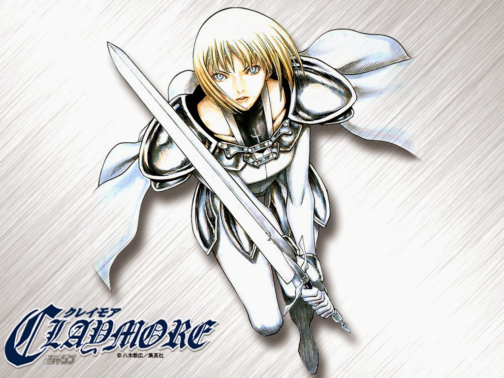 Sword Claymore Anime manga Game Terraria Awesome Construction Valid House Sexy Clare