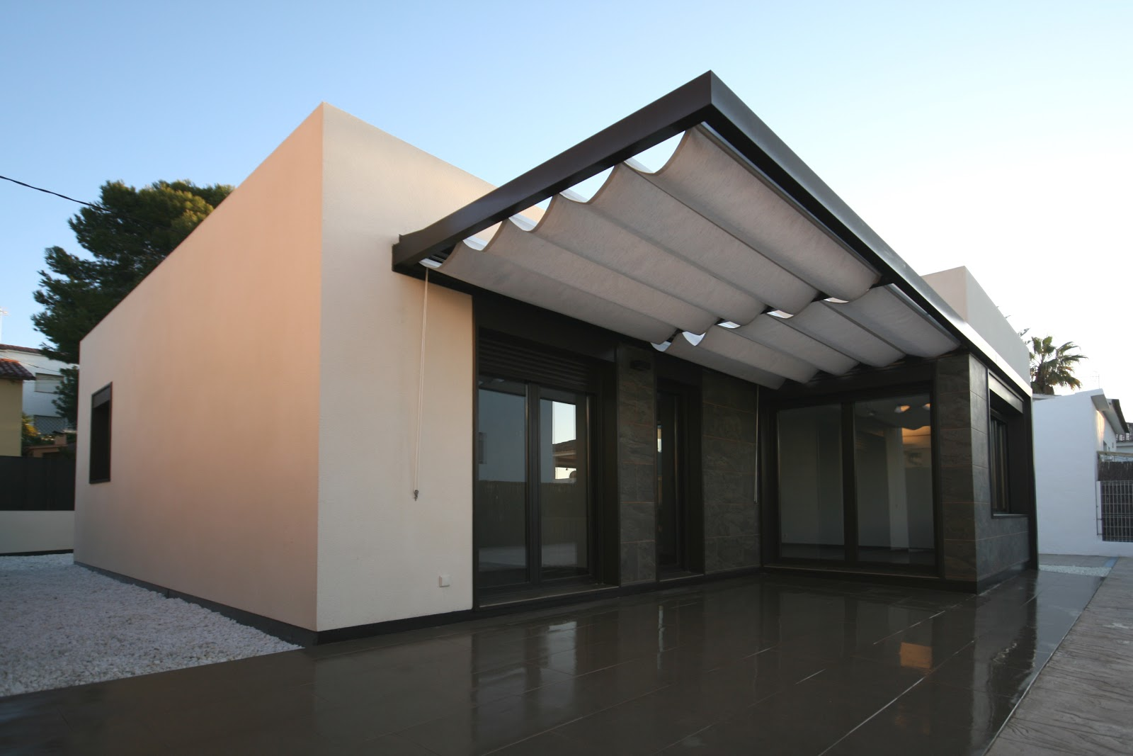 Casas modulares blochouse casas modulares blochouse modelo 1 - Casa modulares prefabricadas ...