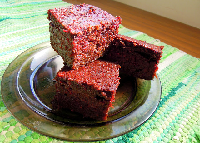 beet brownie recipe