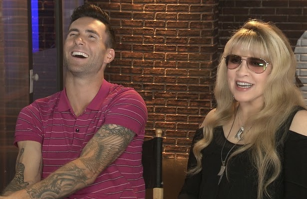 Fleetwood mac news stevie nicks is joining the voice as an video interview via extratv m4hsunfo