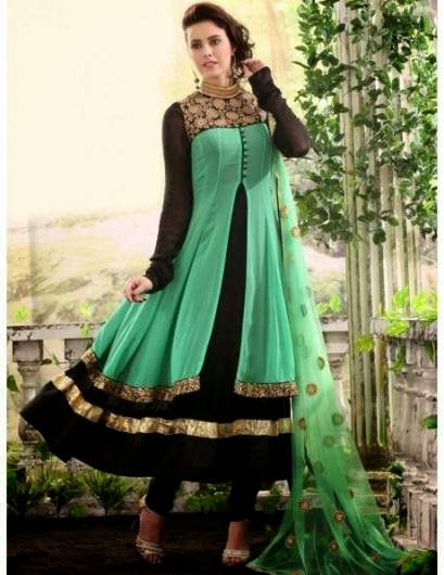 Latest Frock Designs for Teenage Girls