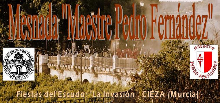 """MESNADA """"MAESTRE PEDRO FERNÁNDEZ"""""""