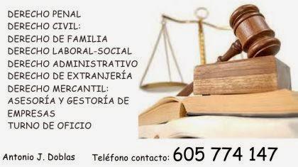 Abogado en Malaga turno de oficio