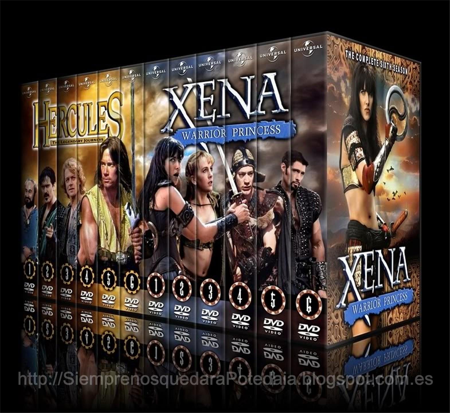 Musetta Vander Xena La serie xena la princesa