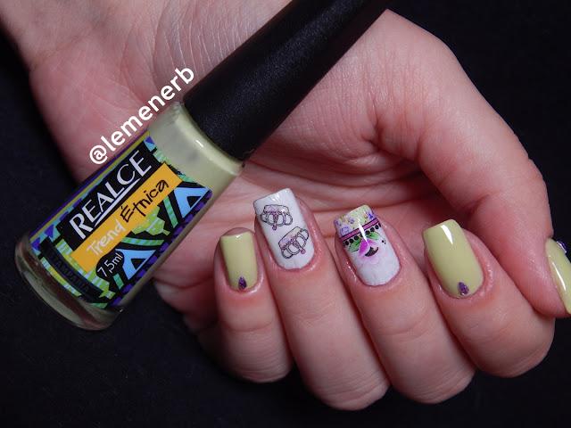 nail art coroas