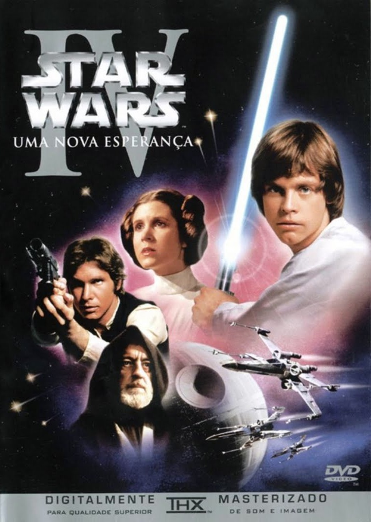 Star Wars: Episódio 4 – Uma Nova Esperança – Dublado (1977)