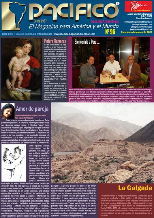 Revista Pacífico Nº95 Arqueología
