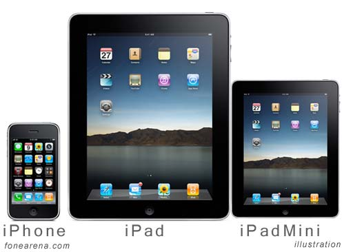mini iPad to be release on October this year