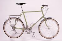 จักรยานทัวร์ริ่งยี่ห้อ bruc gordon