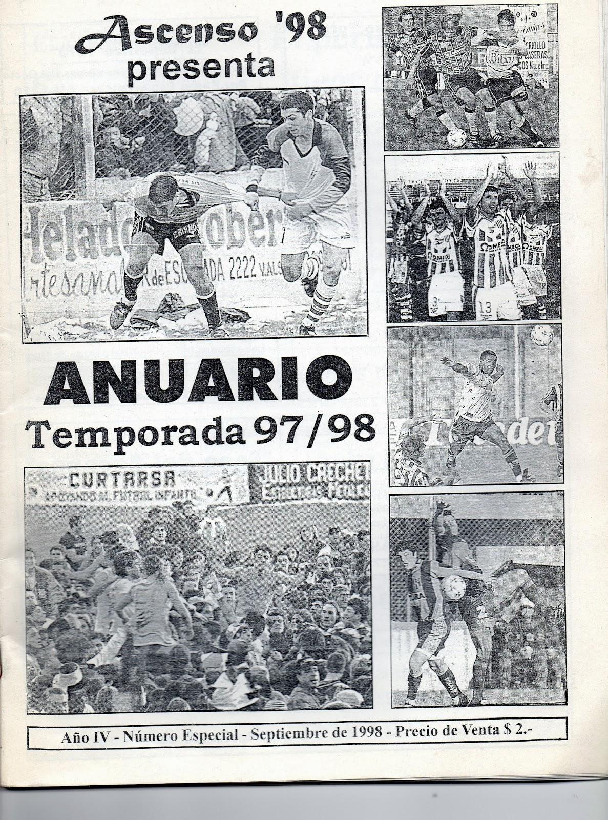 Expreso Porveriano 28 años: REVISTAS DEL ASCENSO: \