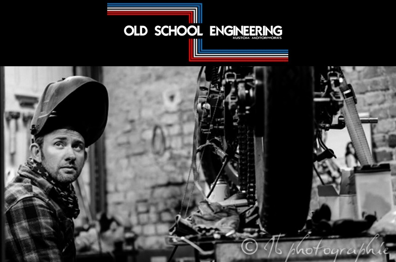 Old School Engineering kustom motorworks