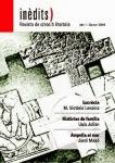 'INÈDITS - Revista de creació literària - Núm.1 - Gener 2014'