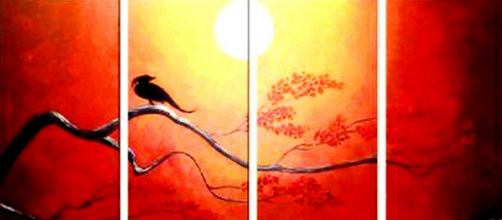 Cuadros pinturas oleos cuadros modernos africanos for Cuadros de oleo modernos