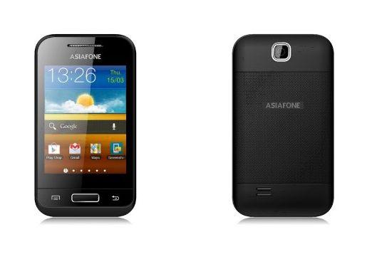 Asiafone AF7997 Layar Sentuh 3.2-inch