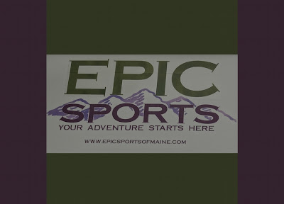 Epic Sports,Bangor,Maine,Downtown,sign