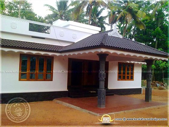 Plan And Elevation Of Kerala Homes Within 2000 Sq Ft Joy