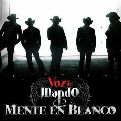 Voz De Mando - Con La Mente En Blanco (Disco / Album 2010)